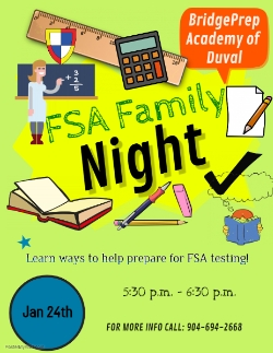 FSA Family Night