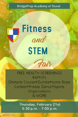 First Annual Fitness & STEM Expo