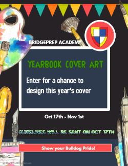 Yearbook Cover Art Competition