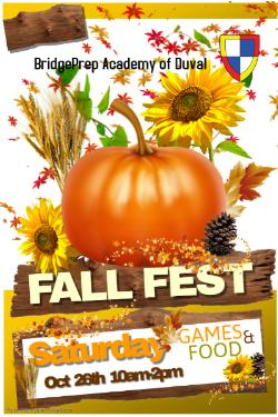 Fall Festival - 2 days away